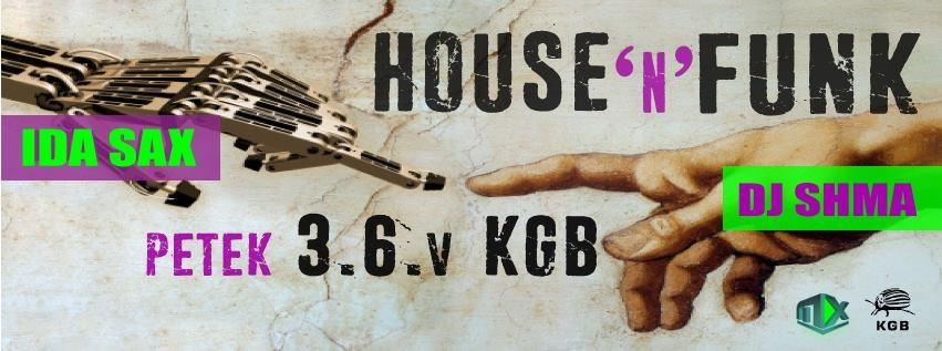 HOUSE n FUNK 3 6 2016