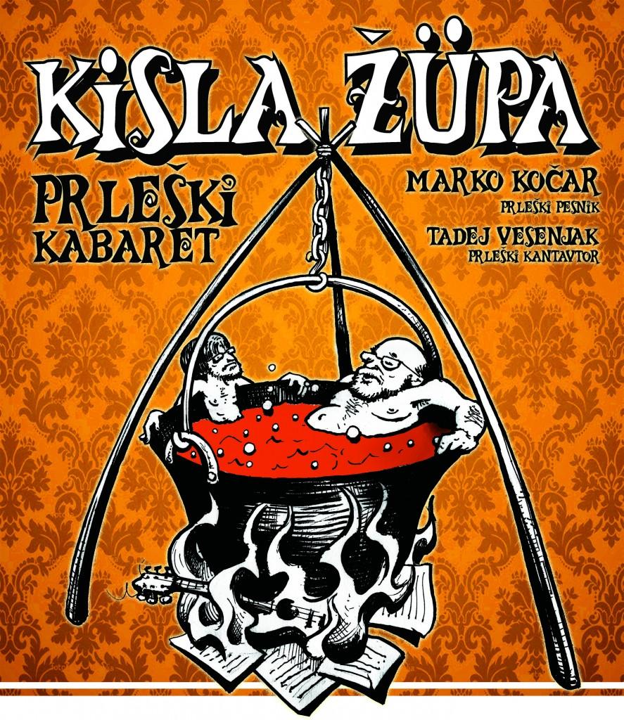 plakat Kisla žüpa